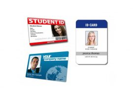 Variable data ID cards